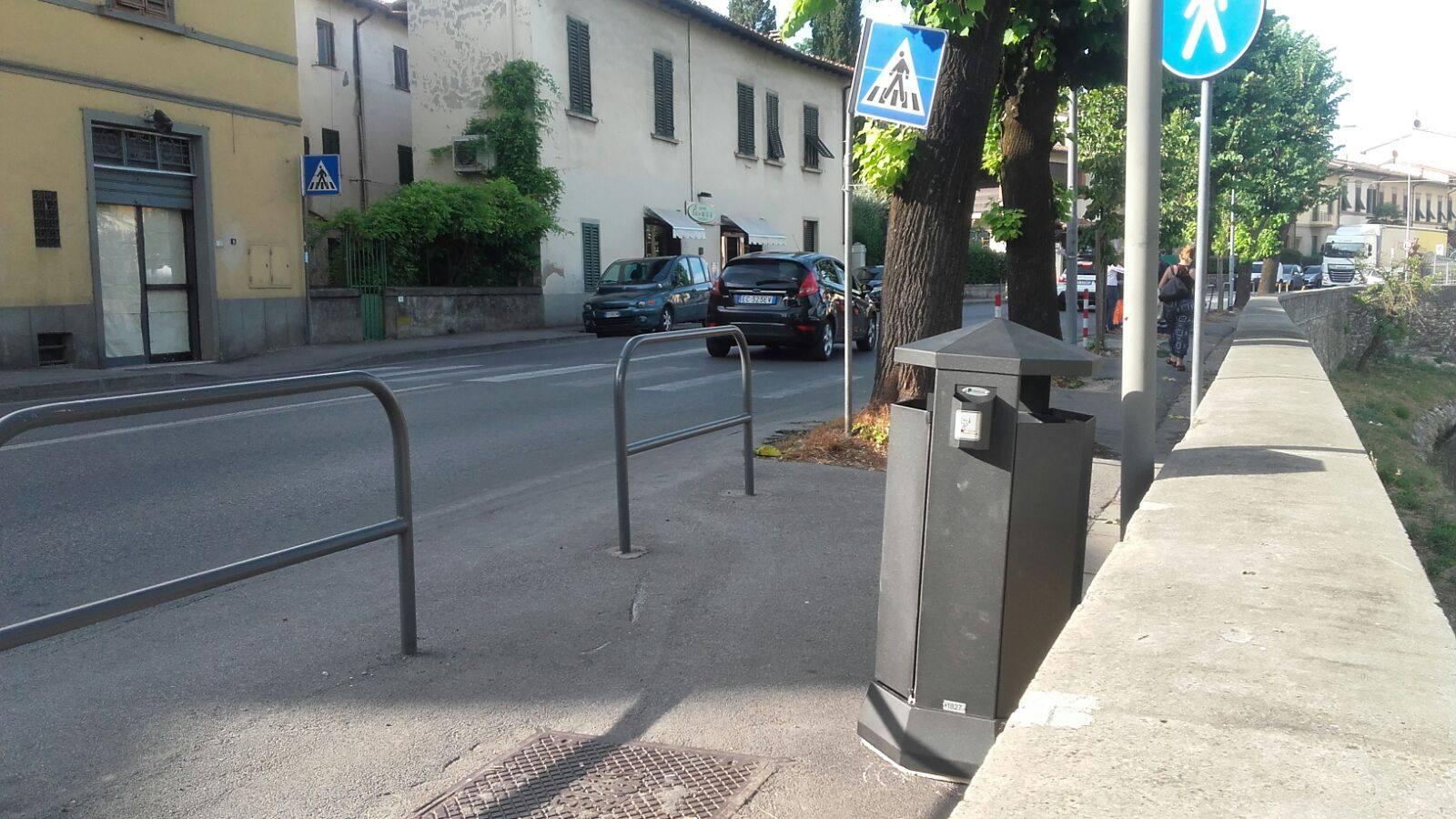 Nuovi piccoli cestini nel comune bagno a ripoli - Comune di bagno a ripoli ...