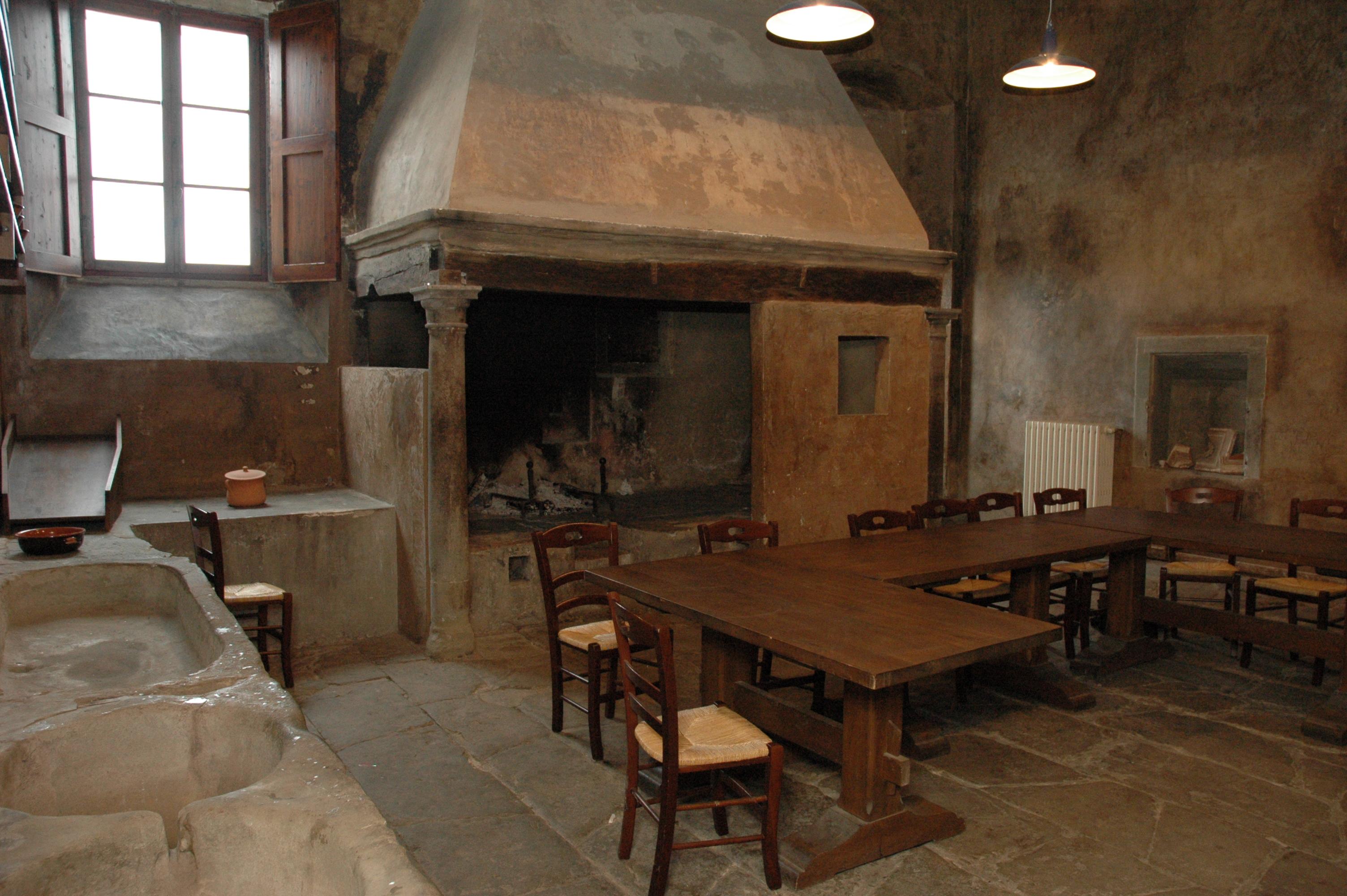 Antico Spedale Bigallo - Cucina Monumentale