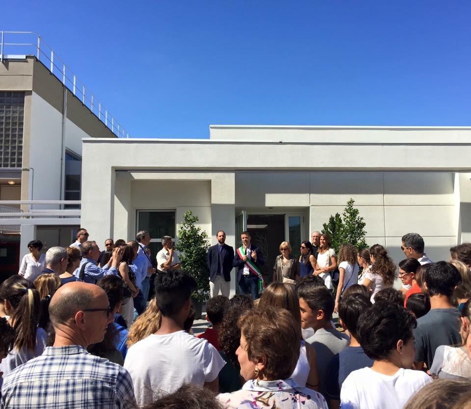 Antisismica ecologica e sostenibile prende vita la nuova palazzina della scuola granacci - Comune bagno a ripoli ...