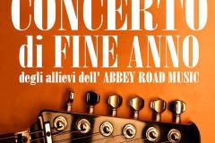 Concerto di fine anno degli allievi dell'Abbey Road Music al Circolo Acli di Grassina