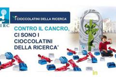 Airc: I Cioccolatini della Ricerca