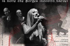 """Stagione Teatrale Crc Antella: Donatella Alamprese in """"El Tango: La Notte che Borges incontrò Gardel"""""""