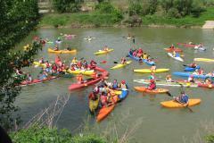 1° maggio 2017, 17a Festa dell'Arno: Sport, arte, natura a Marina di Candeli