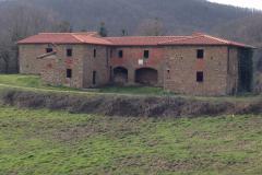 Casa Cavicchi, teatro degli eventi descritti nel film Aronne
