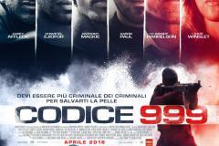 Codice 999 al Nuovo Cinema Antella il 6, 7 e 8 maggio 2016
