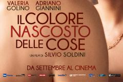 Il colore nascosto delle cose di Silvio Soldini al Cinema Antella dal 29 settembre al 1° ottobre