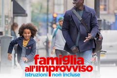 Famiglia all'improvviso al Cinema Antella dal 5 al 7 maggio