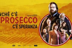 Finché c'è prosecco c'è speranza al Cinema Antella dal 24 al 26 novembre