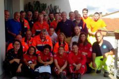 Gruppo 1° corso base di P.C. - settembre 2015
