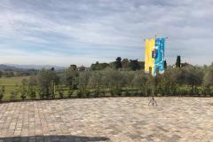 Inaugurazione piazza Croce a Varliano