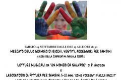 La Piazza che vorrei... Dipingi Piazza Bacci di nuovi colori, Ponte a Ema, 24 e 25 settembre 2016