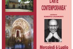 Comprendere l'arte contemporanea. Conferenza di Roberto Casamonti all'Oratorio di Santa Caterina