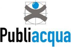 Il logo di Publiacqua