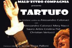 Mald'Estro Compagnia presenta 'Tartufo', da Moliere, all'Oratorio di Santa Caterina