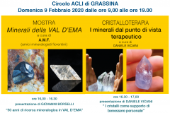 Minerali ACLI Grassina