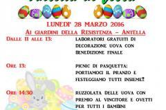 Pasqua 2016: Antella in festa