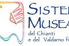 Il logo del Sistema Museale del Chianti e del Valdarno Fiorentino