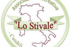 Il logo dell'associazione ricreativa Lo Stivale