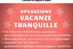 Vacanze tranquille Natale