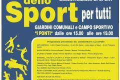 Circo, rugby e tiro con l'arco: a Bagno a Ripoli torna la Festa dello sport