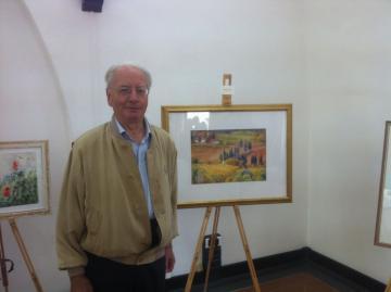 Corso di acquerello di Luciano Piseri