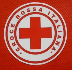 Il logo della Croce Rossa Italiana