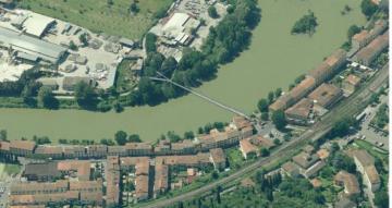 Ponte pedociclabile di Vallina: un milione e 850mila euro dalla ...