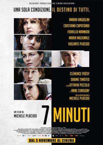 7 minuti, di Michele Placido