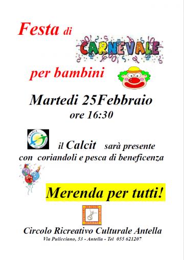 Carnevale CRC