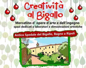 """""""Creatività al Bigallo"""" - Antico Spedale del Bigallo, 19 novembre dalle 10 alle 19"""