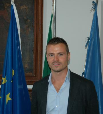 Il sindaco Francesco Casini