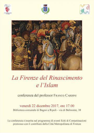 La Firenze del Rinascimento e l'Islam, in biblioteca il 22 dicembre