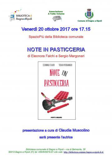 A tutto volume – Il 20 ottobre in biblioteca il libro Note in ...