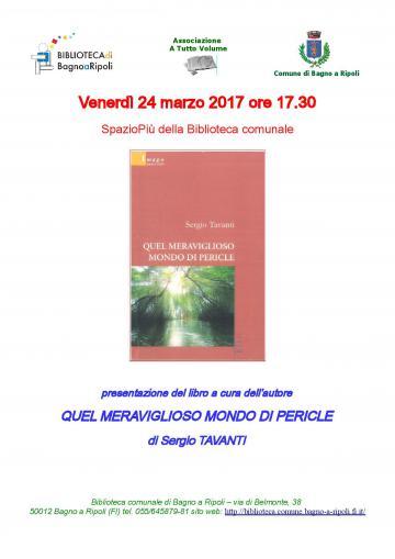 """A tutto volume – Il 24 marzo in biblioteca il libro """"Quel ..."""