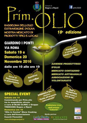 Al Via Prim Olio 2016 Bagno A Ripoli