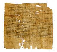 """""""Papiri e storia dei testi greci"""": la conferenza di Luciano Canfora conclude la mostra """"Santa Caterina d'Egitto, l'Egitto di Santa Caterina"""""""