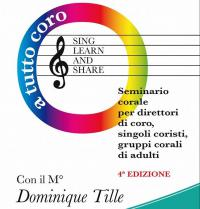 'A tutto coro – Sing learn and share'