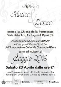 Aprile in Musica & Danza