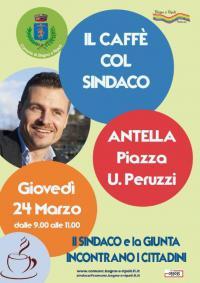 Caffè col Sindaco 24 marzo 2016 Antella