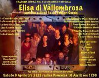 """""""Elisa di Vallombrosa"""" al Circolo Acli di Grassina"""