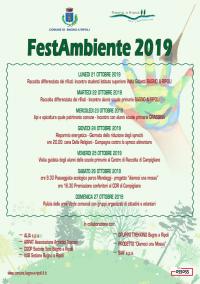 Festambiente 2019