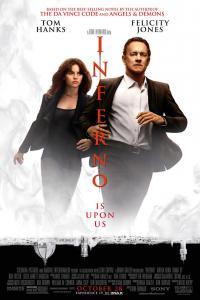 Inferno di Ron Howard al Nuovo Cinema Antella il 28, 29 e 30 ottobre 2016