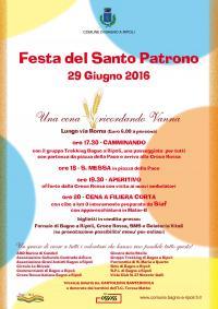 Festa del Santo Patrono a Bagno a Ripoli