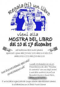 Mostra del Libro a Bagno a Ripoli (10-17 dicembre 2016)