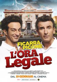 L'ora legale al Nuovo Cinema Antella dal 10 all'11 febbraio 2017