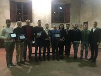 """Prim.Olio 2017, Chelli vince il premio """"Gocciola d'oro"""""""