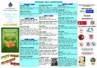 Antella in festa dall'8 al 12 giugno