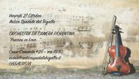 Puccini in Love al Bigallo con l'Orchestra da Camera Fiorentina