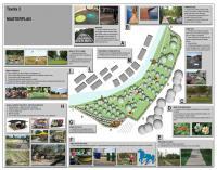 Ecco come saranno il nuovo giardino della Casa del popolo e il parco urbano di Grassina.