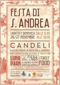 Festa di Sant'Andrea a Candeli, 26 e 27 novembre 2016